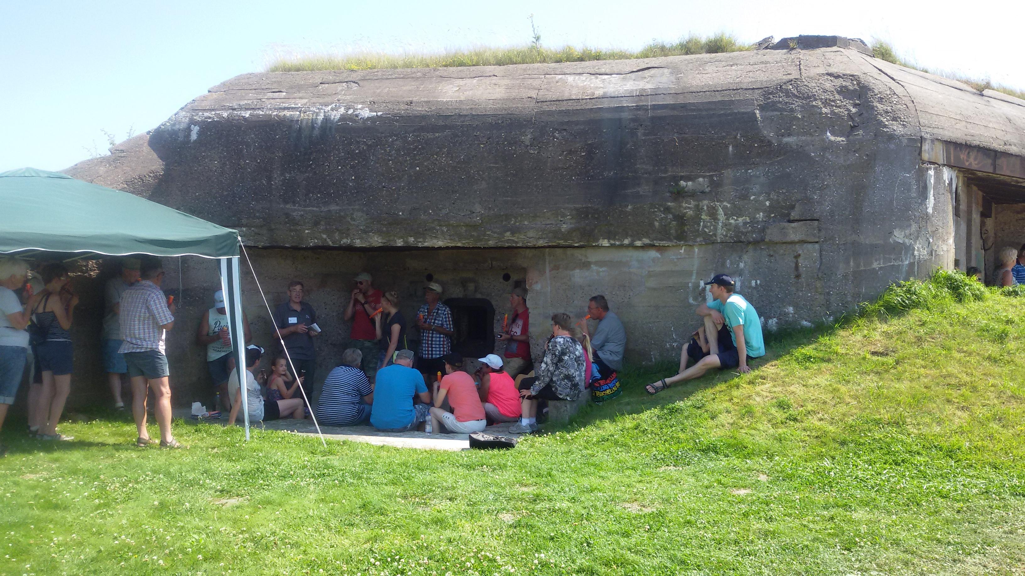 Bunkerfietstocht